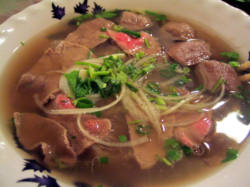 Miss Casey Carter » Archive » Sabzi's Top Spots For Pho
