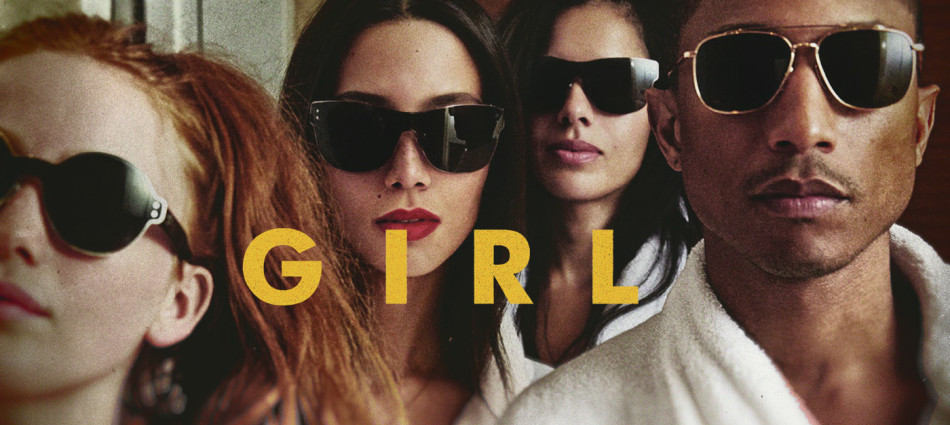 "TEAM REVIEW: Pharrell ""G  I  R  L"""