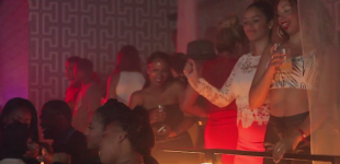 VIDEO: Red & Black Labor Day Party