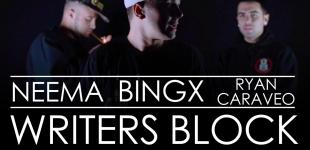 "VIDEO: Bingx Ft. Neema & Ryan Caraveo ""Writers Block"""
