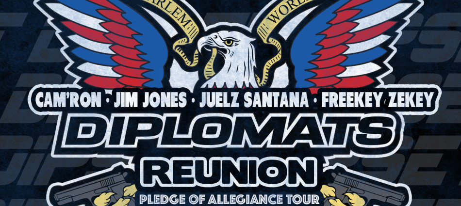 TICKET GIVEAWAY: DIPSET REUNION @ The Showbox 5/4