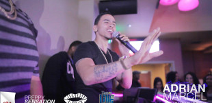 PICS: Adrian Marcel @ The Parlor Seattle